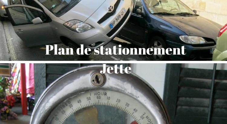 Plan de stationnement Jette